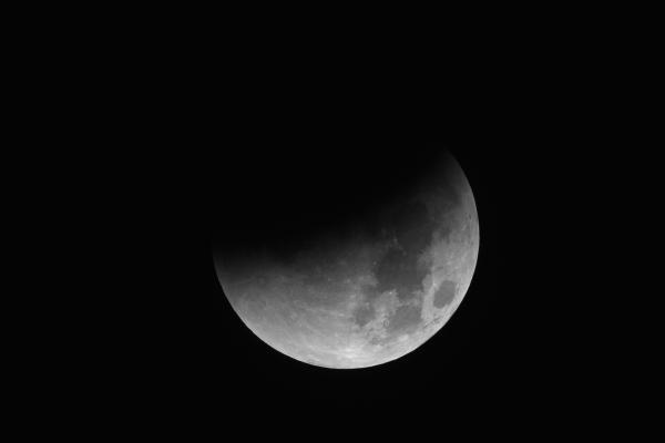 Eclipse de Lune 28-9-2015