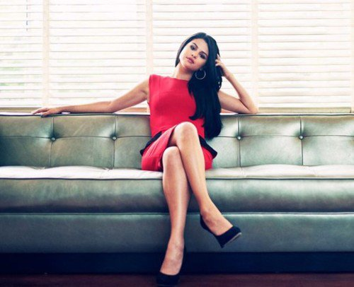 Selena Shoot For Forbes Mag