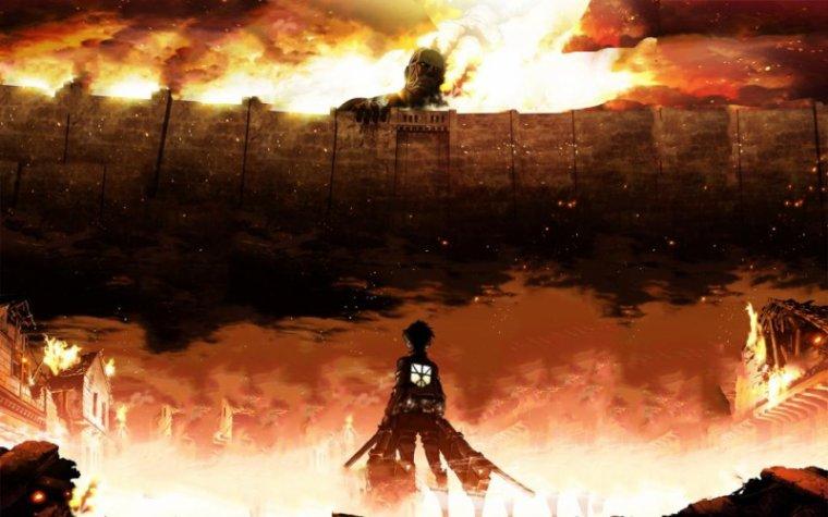 Attaque des Titans (Shingeki no Kyojin)
