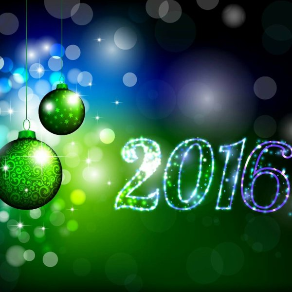 --->> Bonne Année 2016 <<---