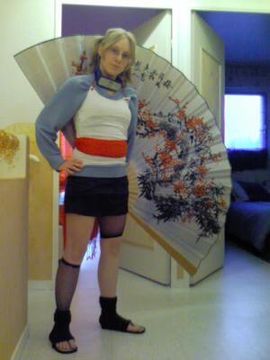 Deuxième costume : Temari