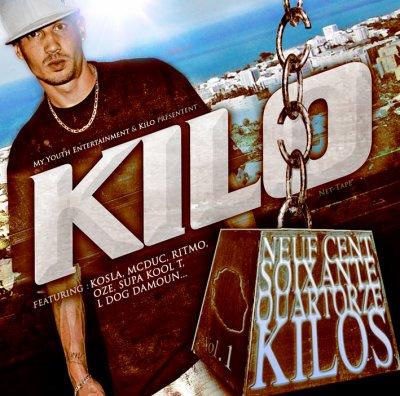 """NEUF CENT SOIXANTE QUATORZE KI / """"Tout kalité domoun"""" KILO feat KOSLA (2011)"""