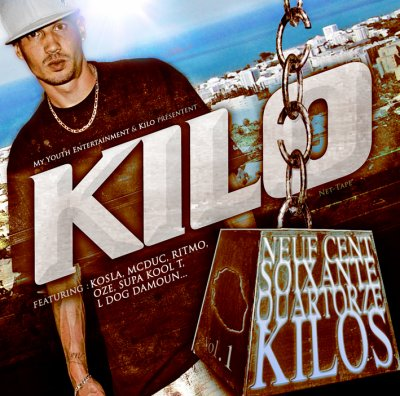 "NEUF CENT SOIXANTE QUATORZE KI / ""Mon l'aimee"" KILO feat SUPA KOOL T (2011)"