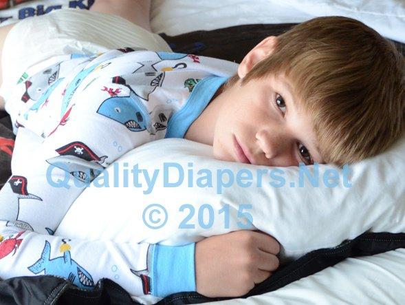 Avez vous des pyjamas enfantins ?