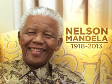 REPOSE IN PEACE MANDELA !
