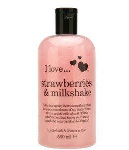 I love Fraises milkshake by Douglas