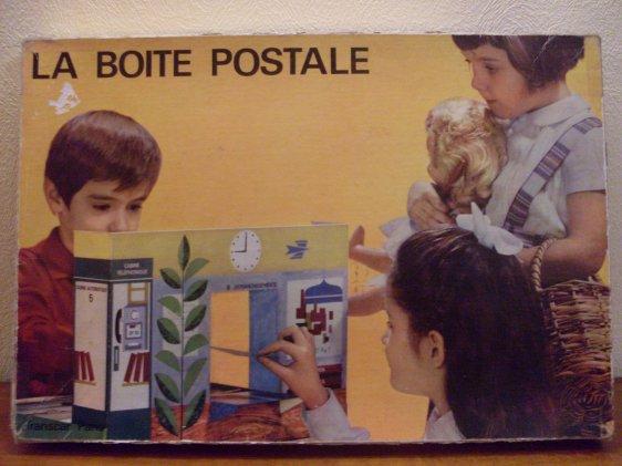Visite à La Poste