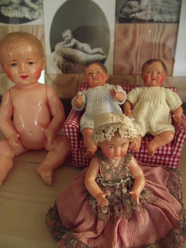 La famille des petits s'agrandit.....