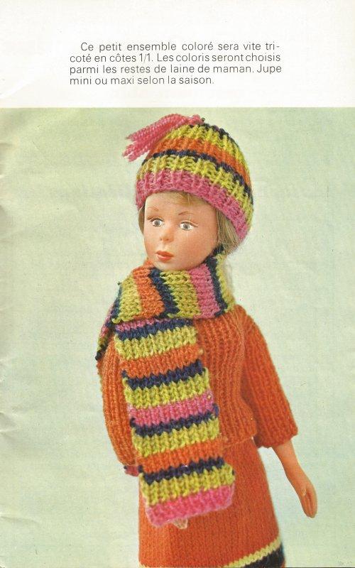 Pour tricoteuses en herbe............