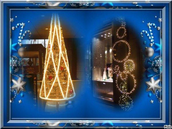 Paris prépare Noël..............