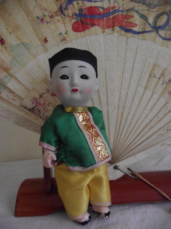 Chinoiserie au pays des Samouraïs