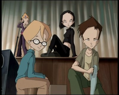 Résumés des épisodes de Code Lyoko Saison 1