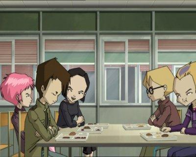 Résumés des épisodes de Code Lyoko Saison 4