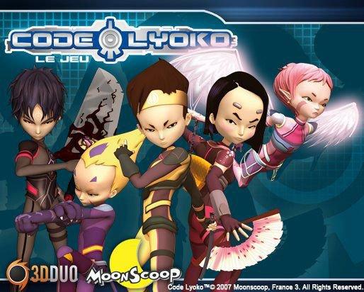 Le jeu social Code Lyoko en bêta fermée !