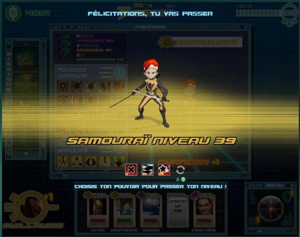 Nouveautés dans le jeu social Code Lyoko