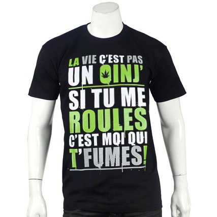 Excellent ce tee-shirt, j'aimerais trop avoir le même MDR