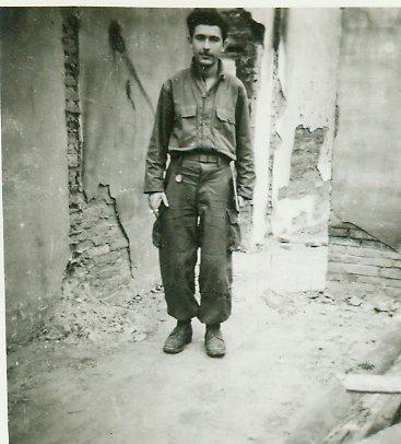 Hommage au sergent Marc Sanvoisin, 5/7 RTA, MPLF en indochine en 1952