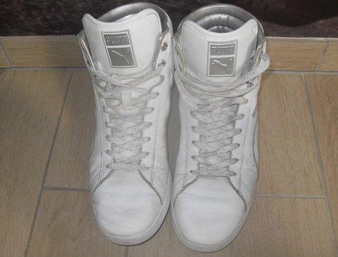 puma montante blanche bfe74e