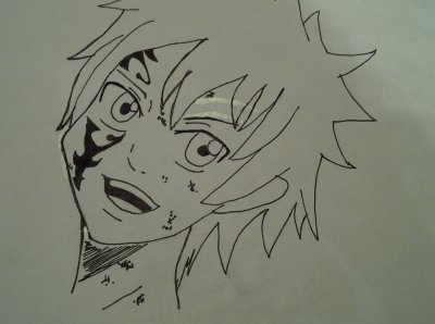 * gerard * fairy tail