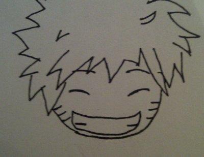 *un ptit sourire naruto *