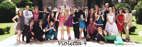 Violetta 4 : Prologue ♥