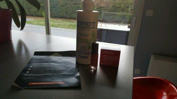 Test Phamacie lafayette
