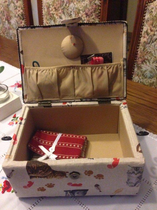 Un de mes cadeaux de Noël