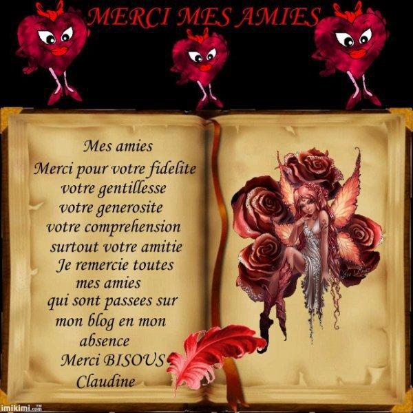 ¨POUR VOUS MES AMI(ES)