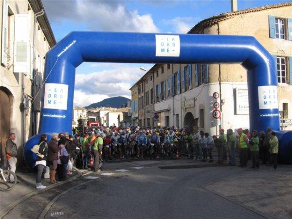 Cyclosportive la Drômoise @ Die