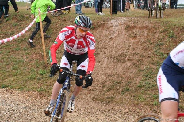 Challenge de Côte d'Or de Cyclocross @ Fontaine les Dijon