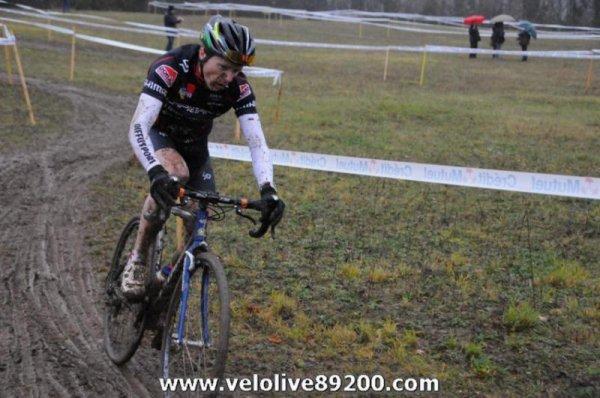 Championnat de Bourgogne Cyclocross FFC @ Toucy