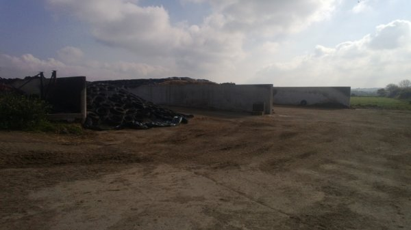 les silos