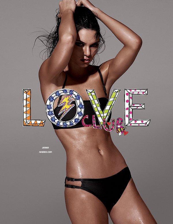 -- Découvrez une photo de Kendall de Love Issue Numéro 15, totalement magnifique. Vos Avis? --