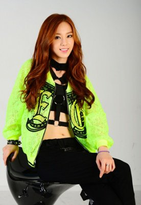 2EYES Lee Da Som