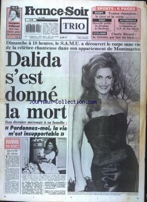 DALIDA ....   MON  AMIE  !!!