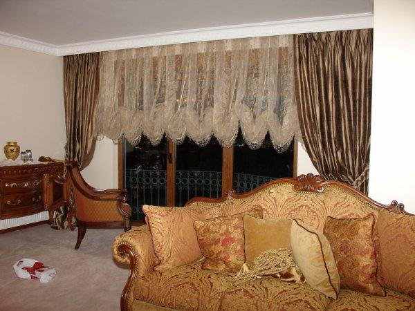 rideau marocain