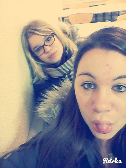 ♥ Moi et ma copine ♥