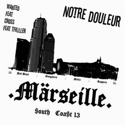 Crossambiance /  Tfkiller Feat Wanted Feat Cross Notre Douleur 2011 (2011)