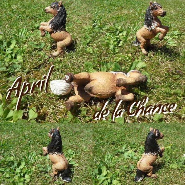 April de la Chance
