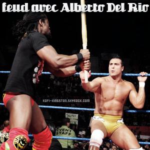 Feud avec Alberto Del Rio