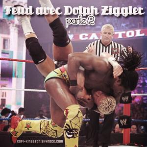Feud avec Dolph Ziggler (2/2)