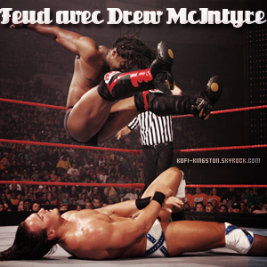 Feud avec Drew McIntyre