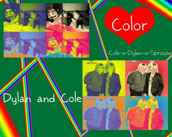 Dylan and Cole color