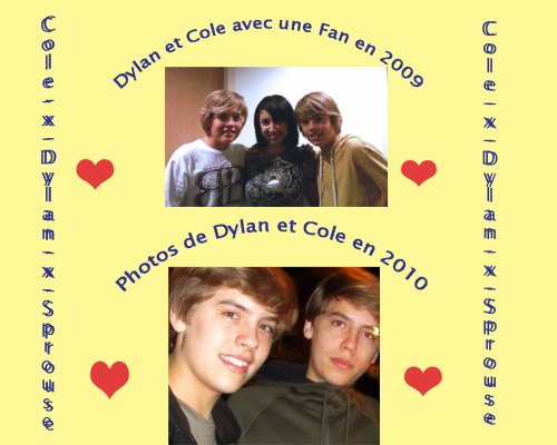 Nouvelle photo de Dylan avec un Fan + photo de 2009-2010