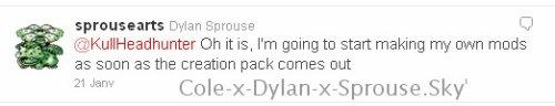 Quasiment tout les tweet de Dylan !