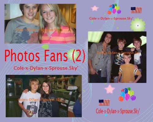 Montage fans et nouvelle photos