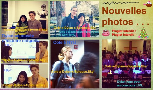 Nouvel article <3 photos :)