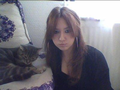 Lola et moi <3