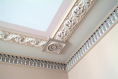 Decoration des faux plafond nouveaux generation art de for Plaque de platre decoration