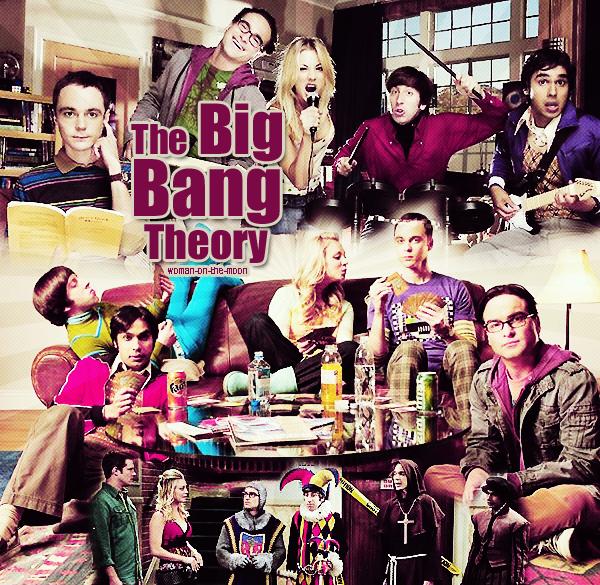 Série : The Big Bang Theory